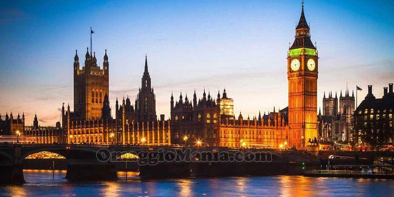 Vinci gratis soggiorno studio a Londra, pacchetti VIP Tour ...