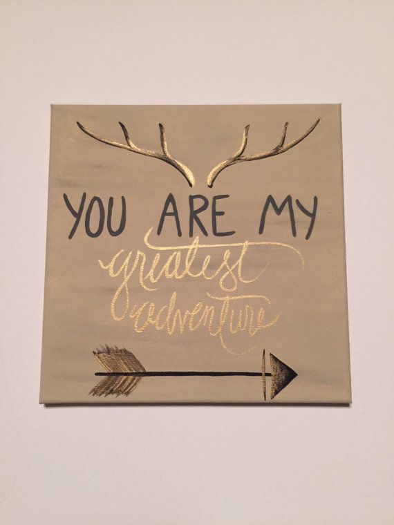 Cute Canvas Idea Canvas Painting Quotes Easy Canvas Painting
