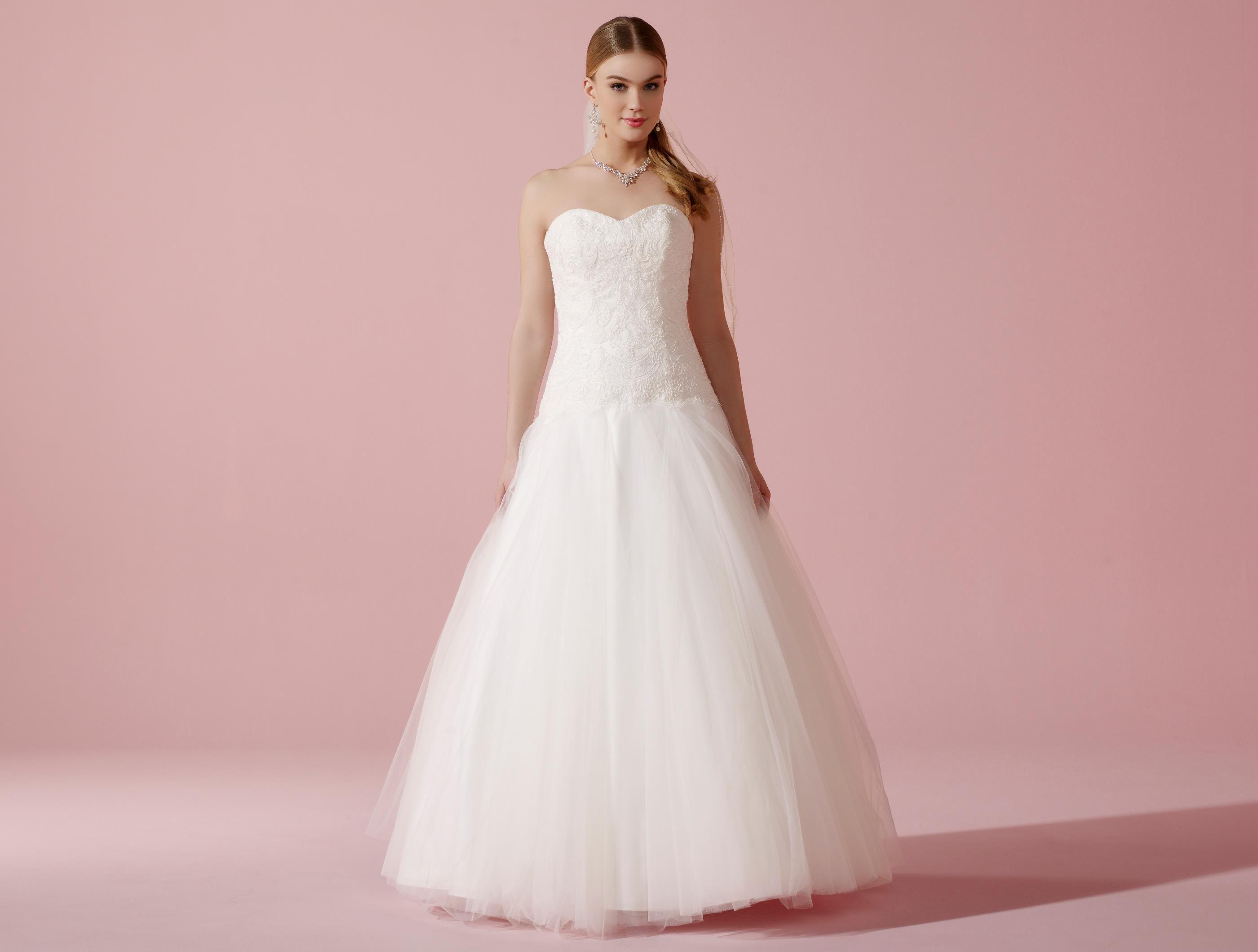Nett Hochzeitskleid Los Angeles Galerie - Brautkleider Ideen ...