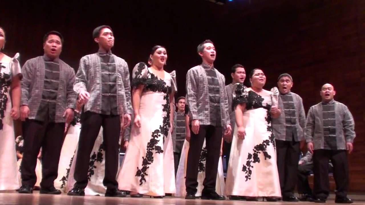 Philippine Madrigal Singers -- Isang Bansang Mapayapa