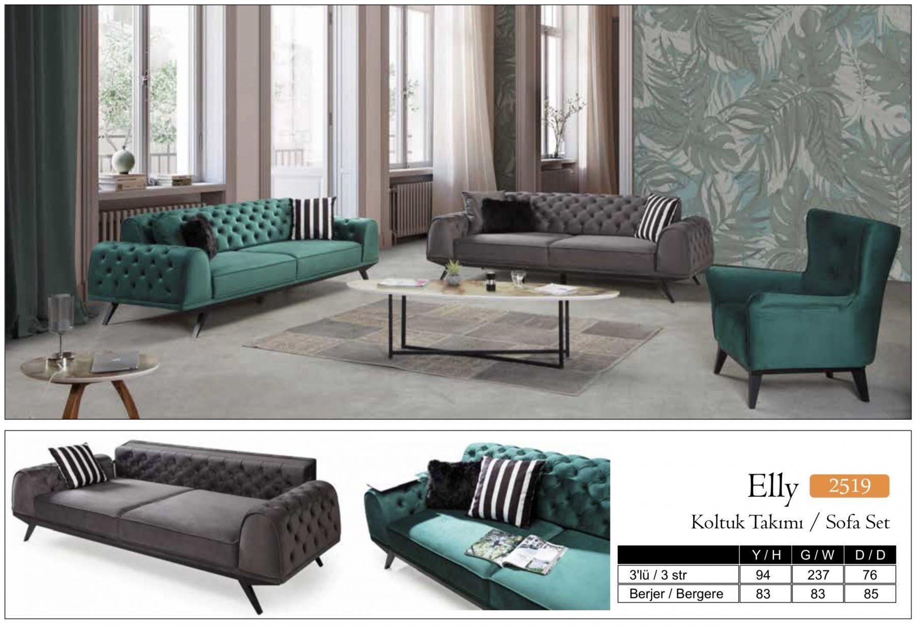 Godina Elly 2519 Living Room Modern Sofa Set Home Furniture Wholesale Export Turkey In 2020 Modern Sofa Set Modern Room Living Room Sofa Set
