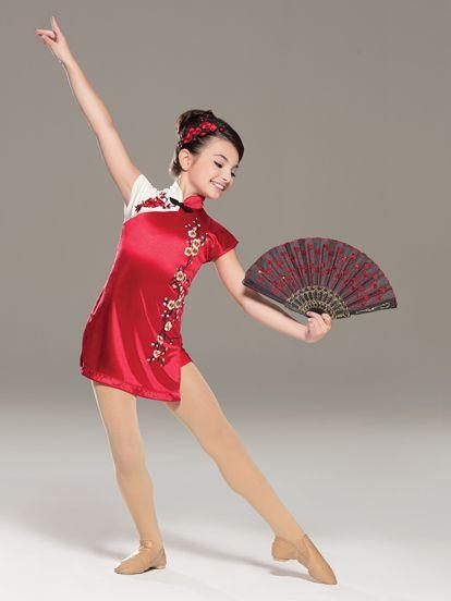 e1af38bb8 Revolution Dancewear | Cherry Blossom - Style RC18547 #dance #dancecostumes  #dancerecital #ballet #tap #Jazz #costume #revolutiondancewear #revolution  ...
