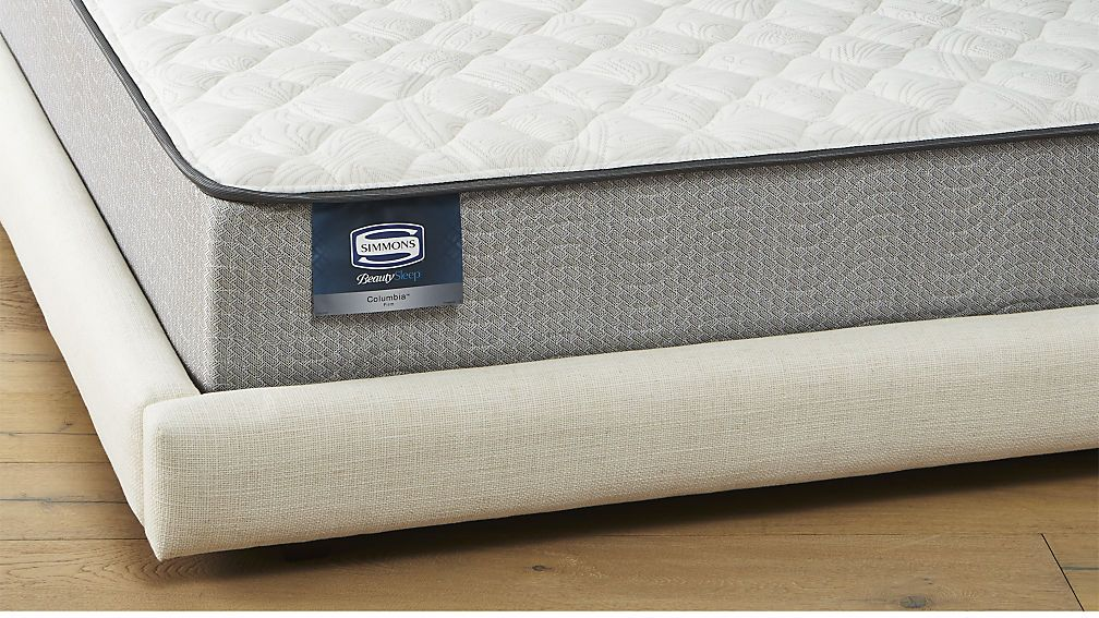 Layers of breathable Bounty Loft feature individually pocketed coil system to reduce the transfer of weight and movement from one side of the mattress to the other. Plush mattress top offers soft yet firm support with layers of PurFoam™ that adjust to body contours.
