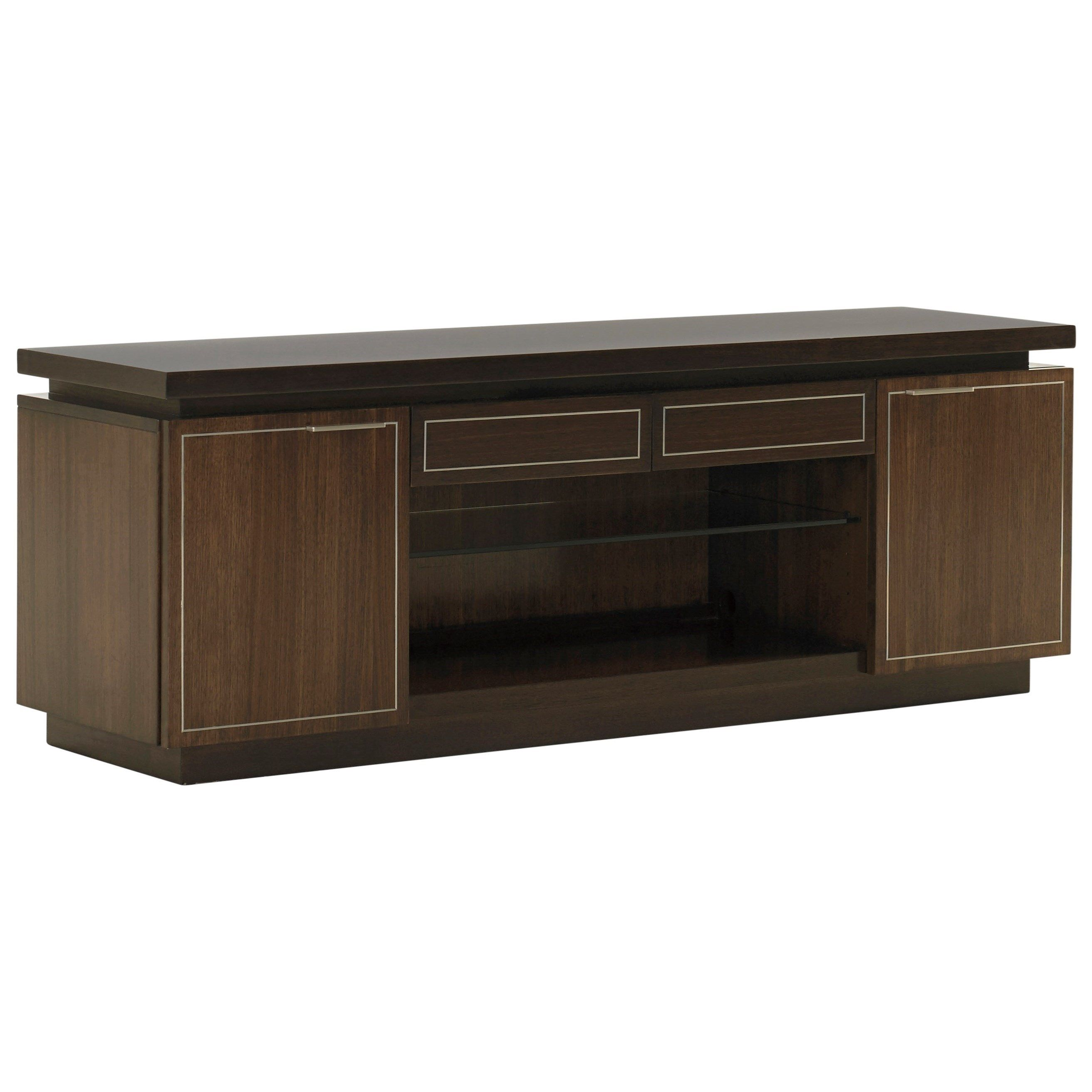 Macarthur Park Highview Media Console By Lexington At Baers Furniture