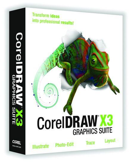 Corel Draw X3 Portable Coreldraw Coral Draw Graphic