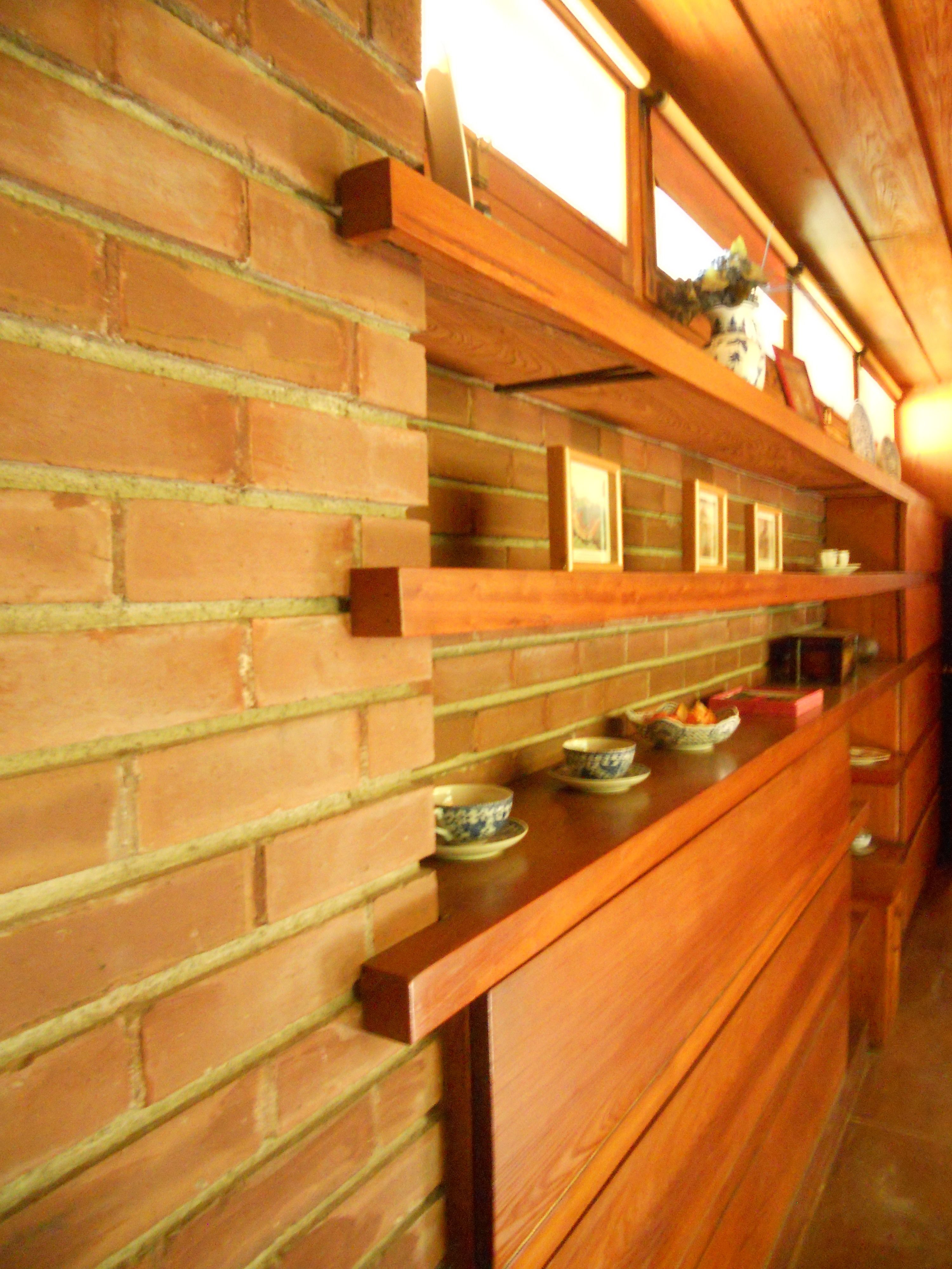 Gregor affleck house flw usonian style bloomfield hills - House of bedrooms bloomfield hills mi ...