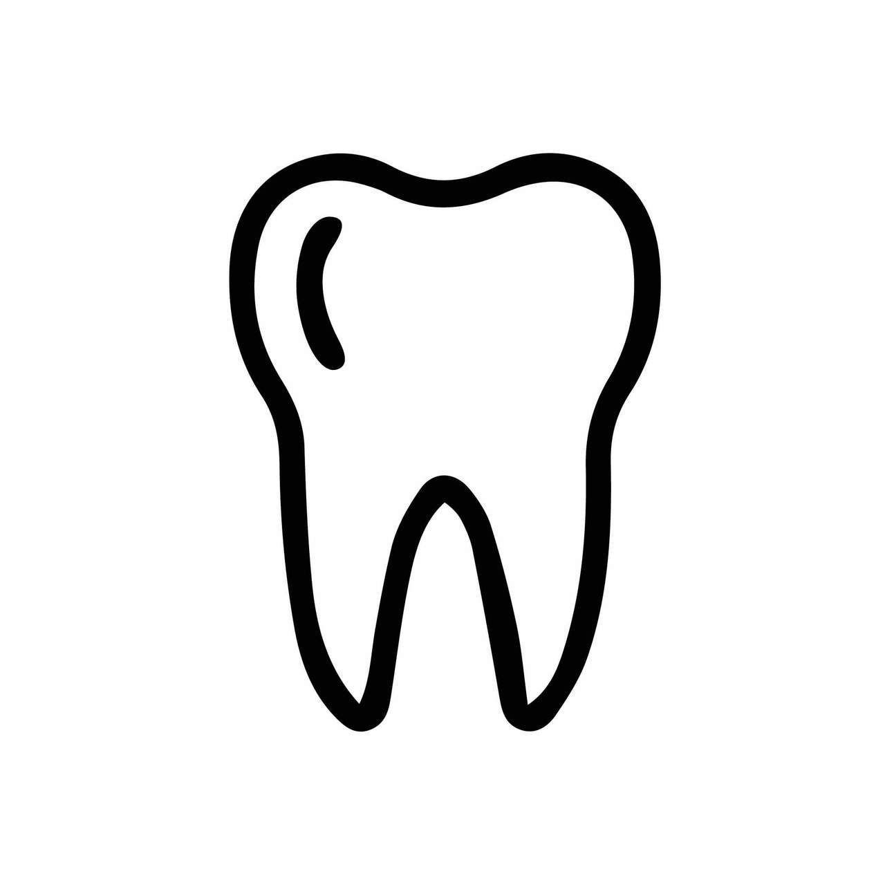 Free Tooth Svg Cut File