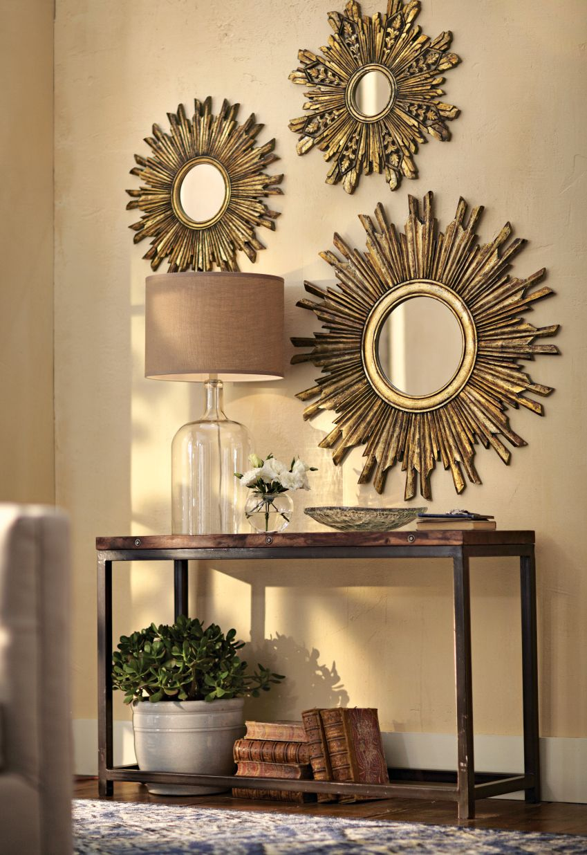 Sometimes, One Mirror Just Isnu0027t Enough. HomeDecorators.com