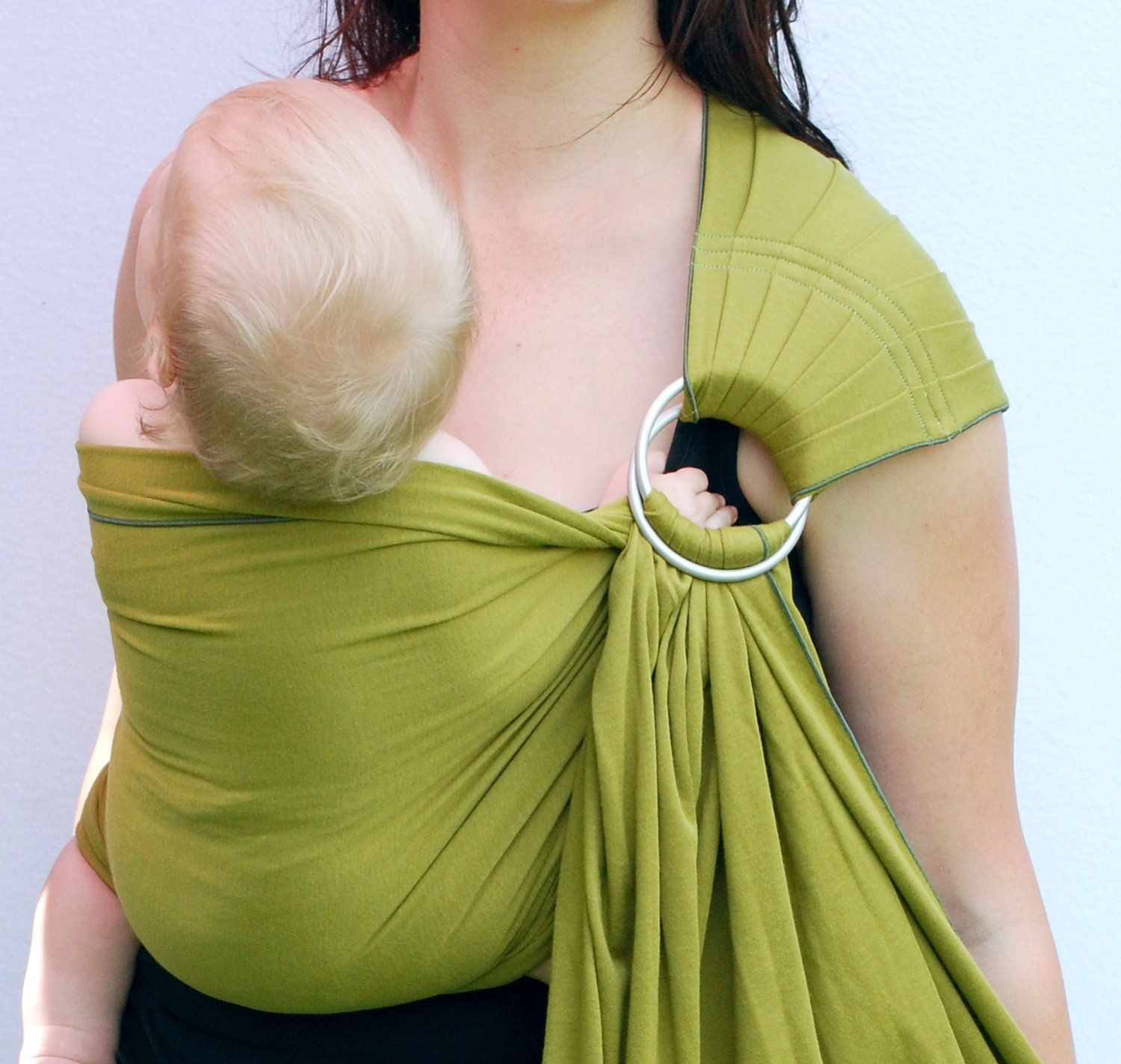 Ring Sling Baby Carrier Newborn Sling just purchased