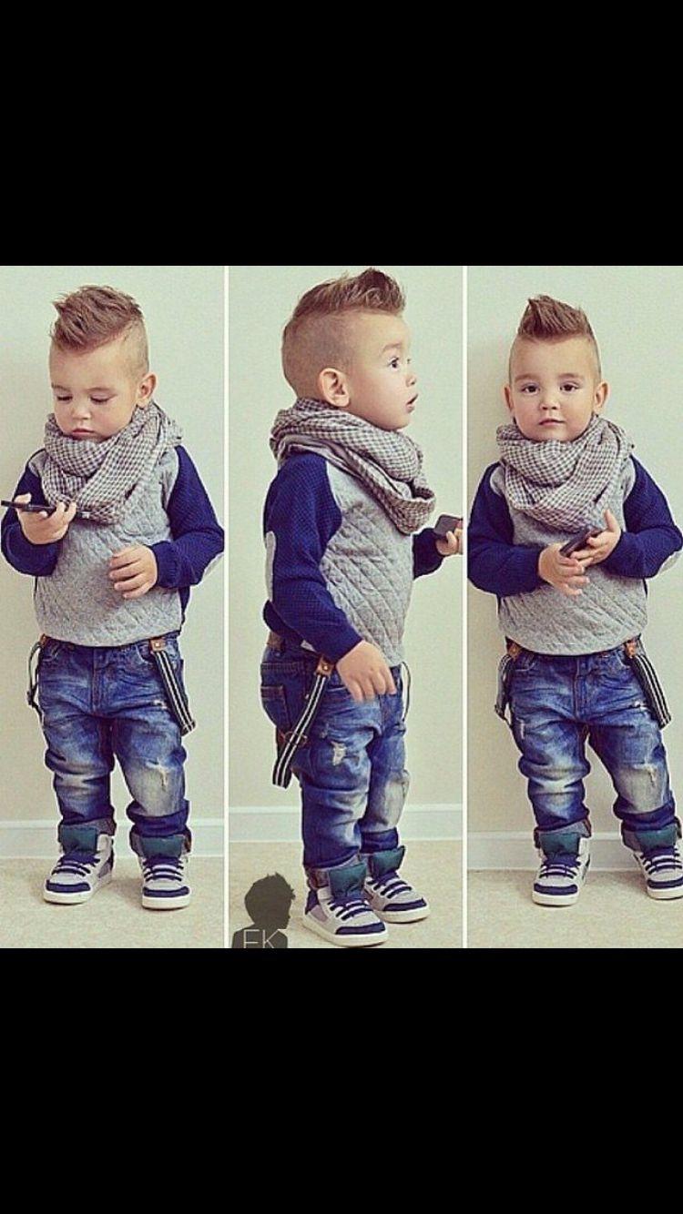 Boy hairstyle long on top fashion  bimbi  pinterest  fashion