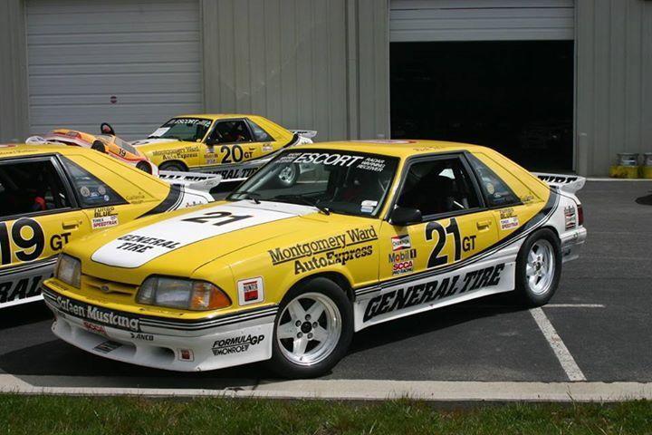Gt Fox Body Mustang Saleen Mustang Fox Body Mustang Ford Mustang Saleen