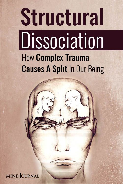 Structural Dissociation: How Complex Trauma Causes A Split In Our Being