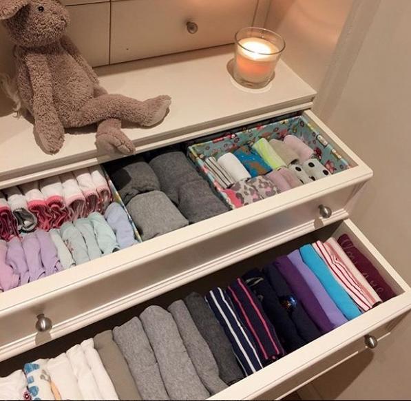 tiroirs   Idee rangement, Rangement maison, Organisation de vêtements