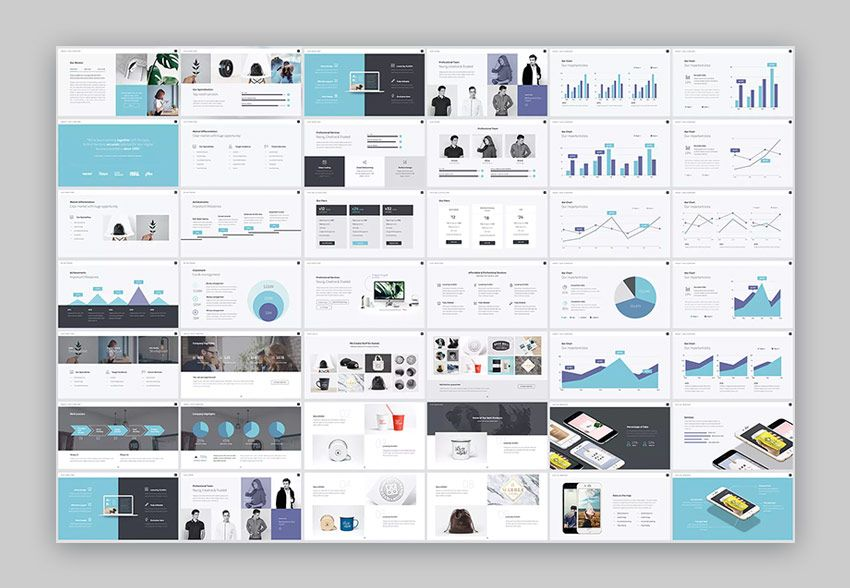 30 Best Pitch Deck Templates For Business Plan PowerPoint