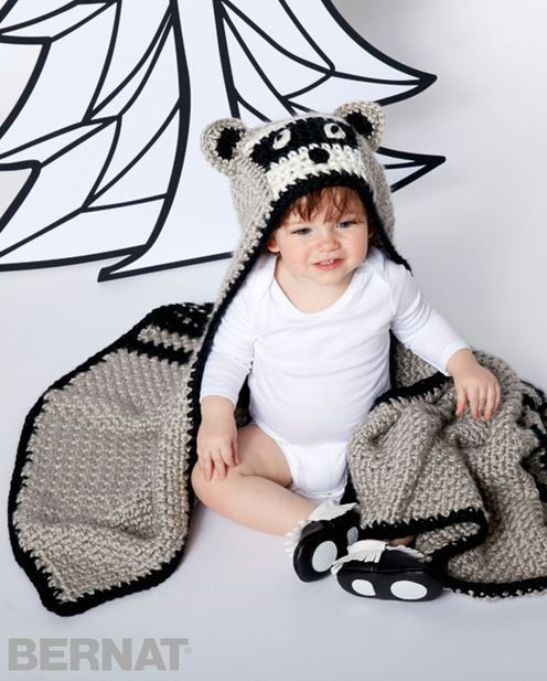 23 Crochet Hooded Blankets Tutorial Crochet Baby