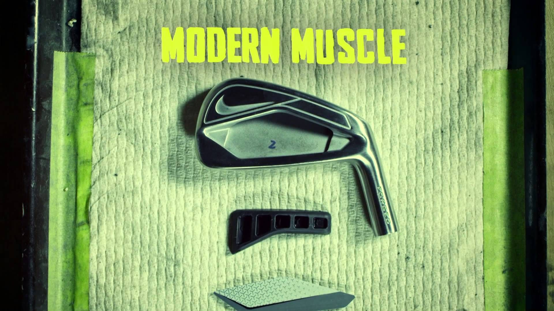 Antídoto yo mismo Fangoso  Nike Vapor Irons: The Modern Muscle