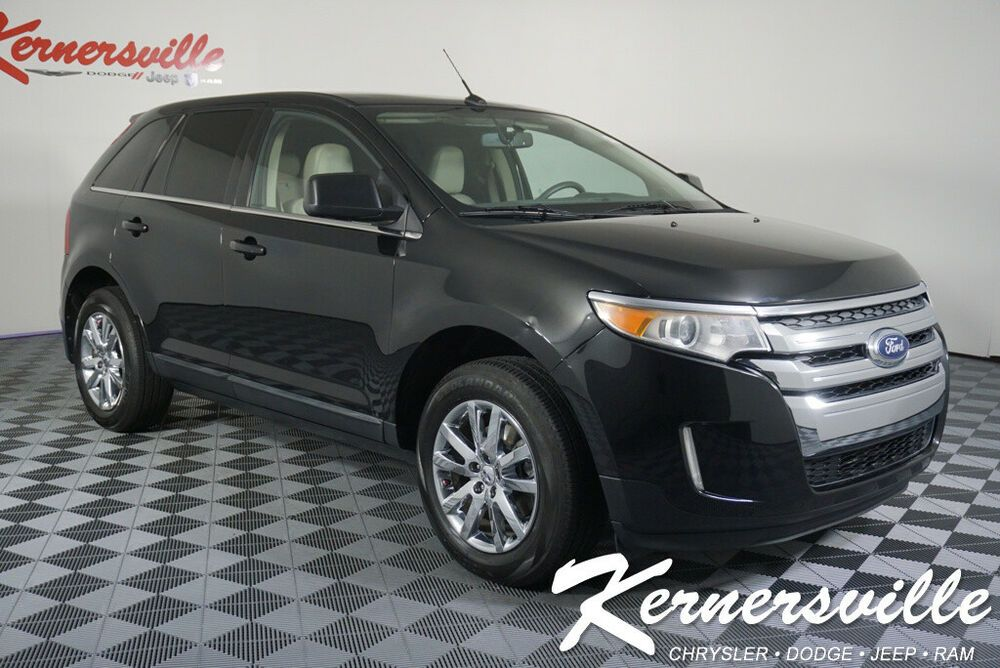 Ebay Advertisement 2011 Ford Edge Limited Fwd Suv Heated Leather