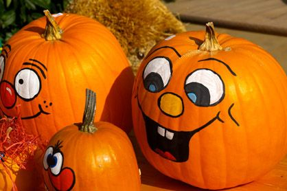 First, a word about the benefits.: Unusual Uses for Pumpkins - US News & World Report
