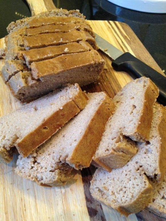 Grain-free Chestnut-Almond Bread