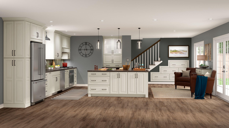 Portola Collection | American Woodmark | Portola, Kitchen ...