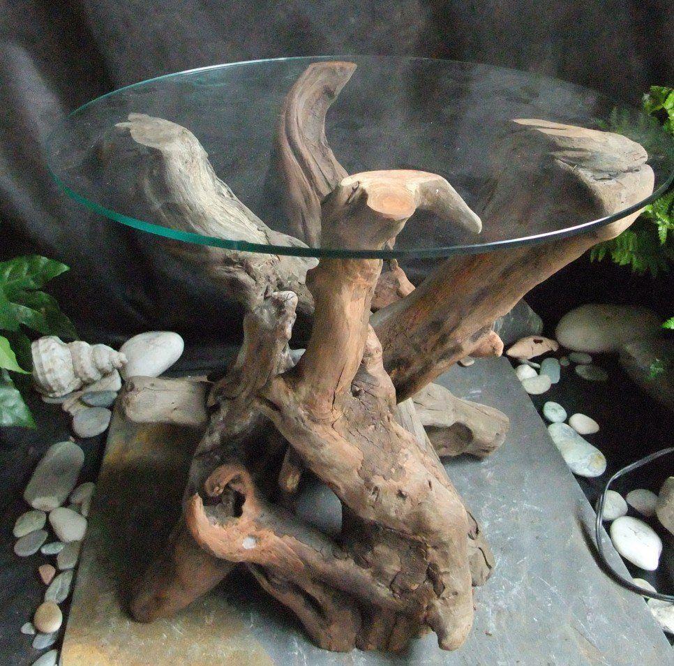 Hampton Driftwood Coffee Table Base To Accommodate 60 Square Glass Top Driftwood Coffee Table Driftwood Furniture Coffee Table Wood [ 1680 x 1680 Pixel ]