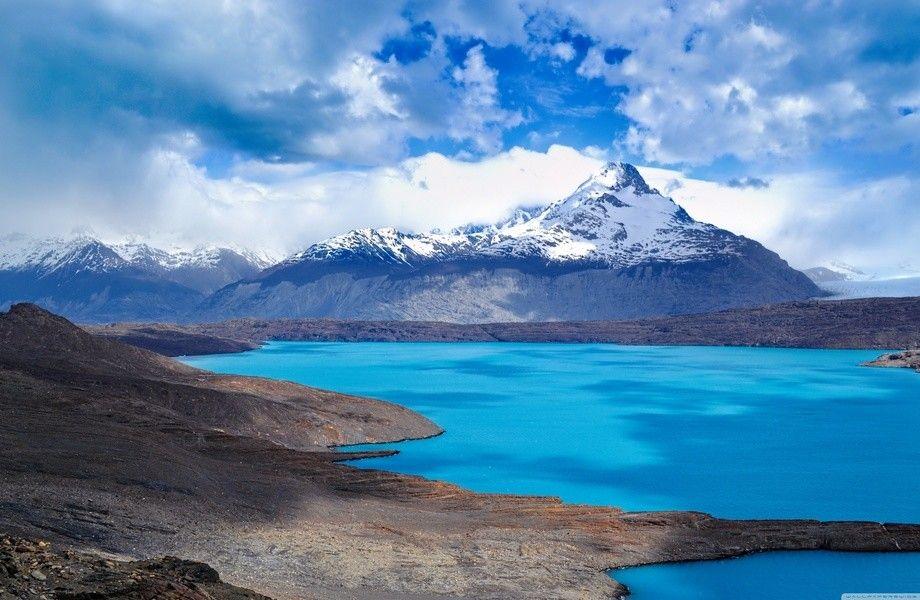 Upsala Glacier Argentina 4k Ultra Hd Wallpaper 4k
