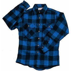 black and blue plaid shirt - Google Search | flannel shirts (kemi ...