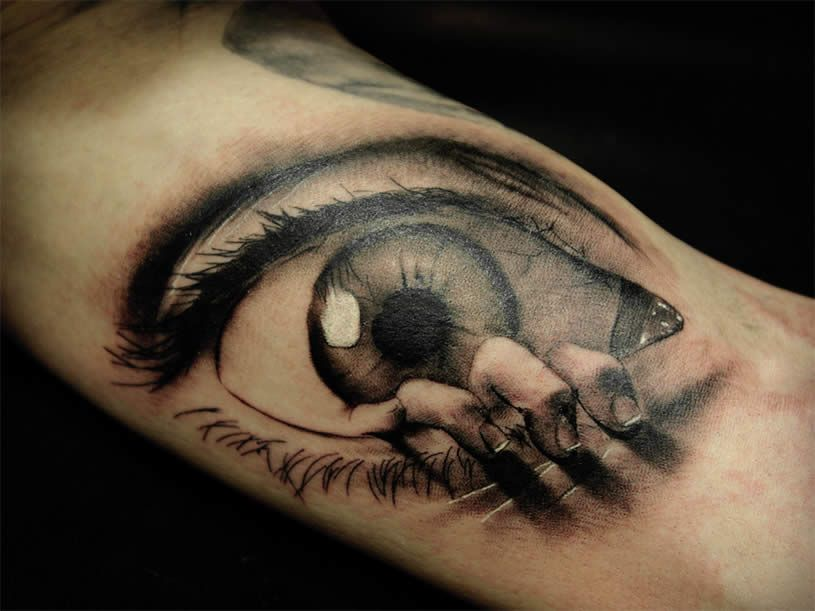 Tattoo Images Eye Of Rye: Who Shot The Statue Of Liberty?