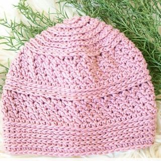 Crochet Hat Sizes: the Flat Circle Method #menscrochetedhats