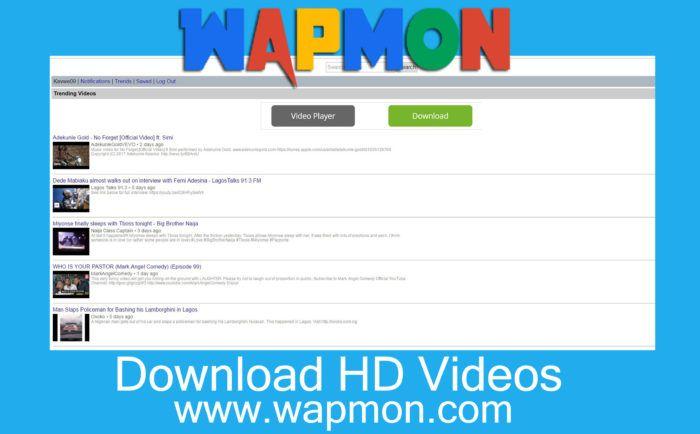 Wapmon - Download HD Videos   www.wapmon.com - TrendEbook