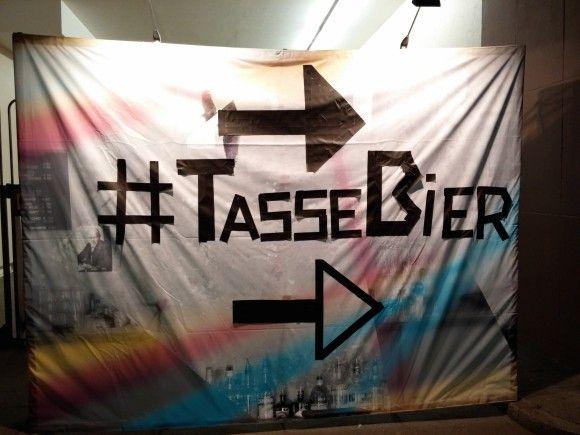 Tassebier #Bier #beer #rp14 #berlin #party
