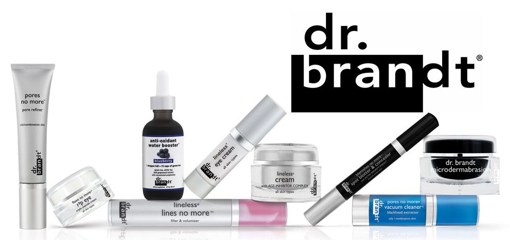 Mystika Omorfias - Beauty Chamber: Dr. Brandt - Όλη η Επιστήμη στα Χέρια σας