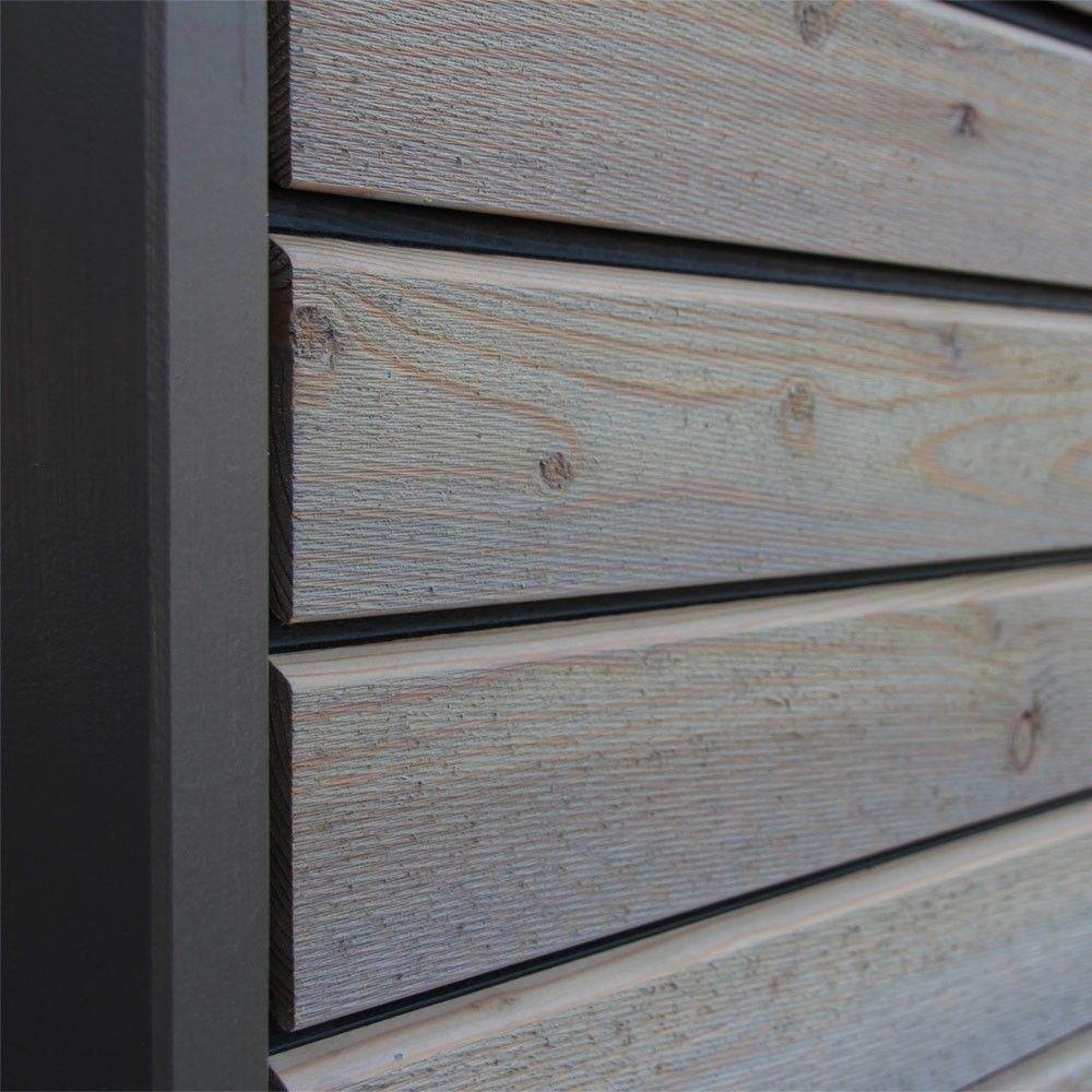 Holzfassade Trendliner Kompakt 2 18m X 27mm X 96mm Holzfassade Holzverkleidung Fassade Fassade Holz