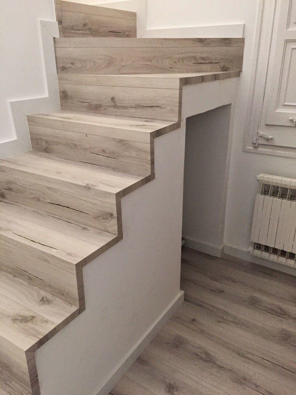 Imagenes de reformas de suelos laminados buscar con - Imagenes de escaleras ...