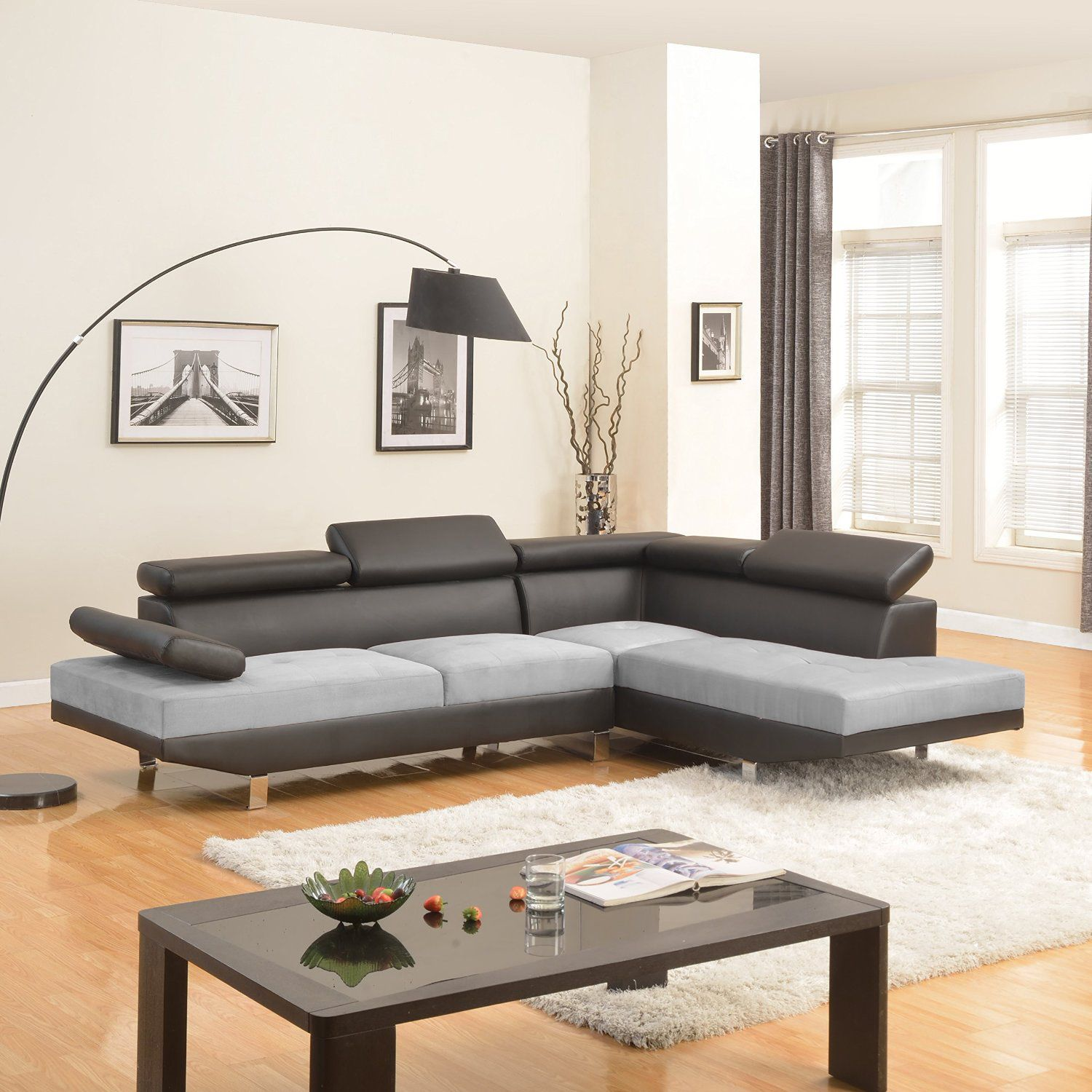 Overstock Com Online Shopping Bedding Furniture Electronics Jewelry Clothing More Leather Sectional Sofas Modern Sofa Designs Microfiber Sectional Sofa