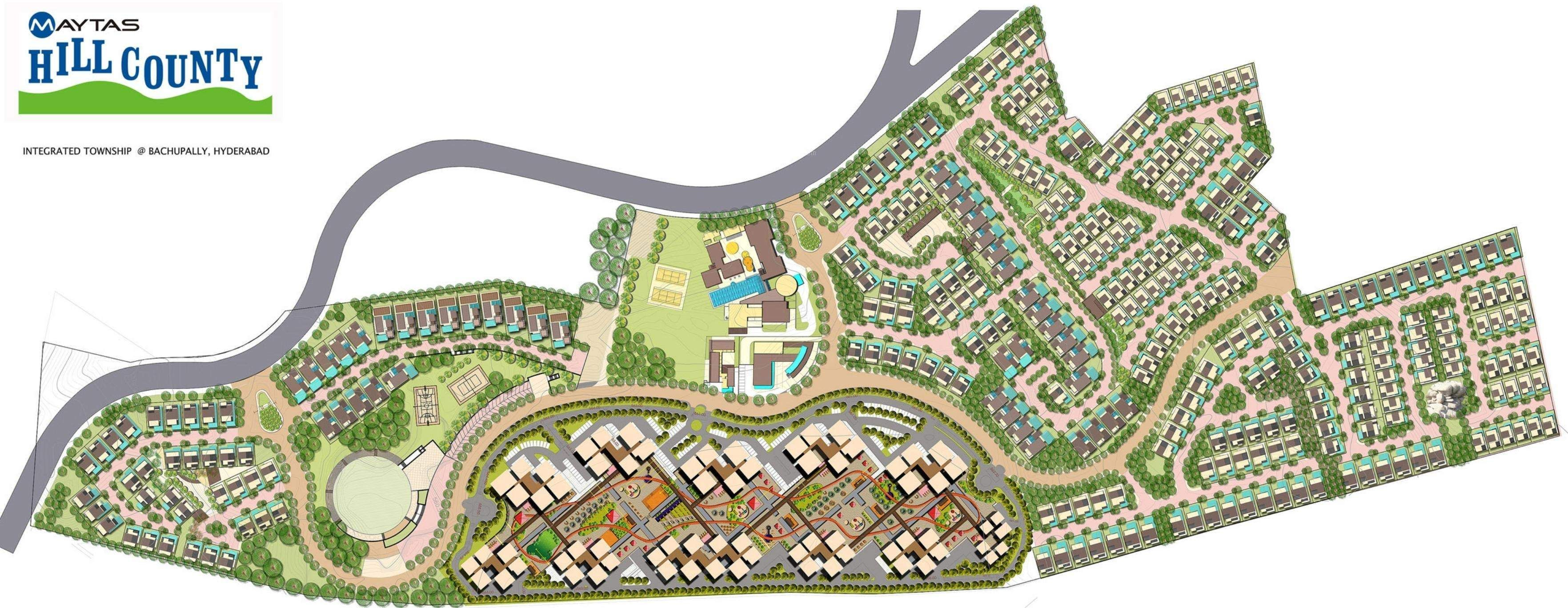 Maytas Properties Hill County Villa Master Plan 312158 Jpeg 3527 1368 Architecture Concept Drawings Master Plan Concept Architecture