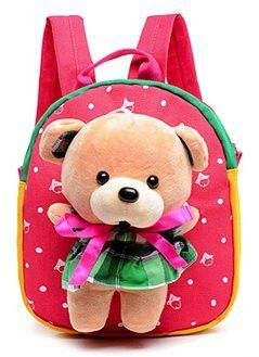 Winnie the Pooh Plush Doll Soft Toys School Backpack Shoulder Purse Book Bag