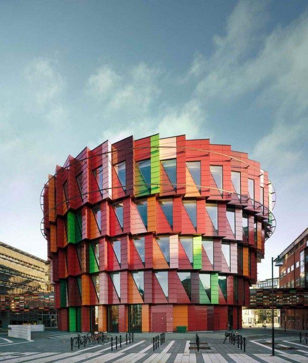 Amazing Architecture - Gothenburg, Sweden