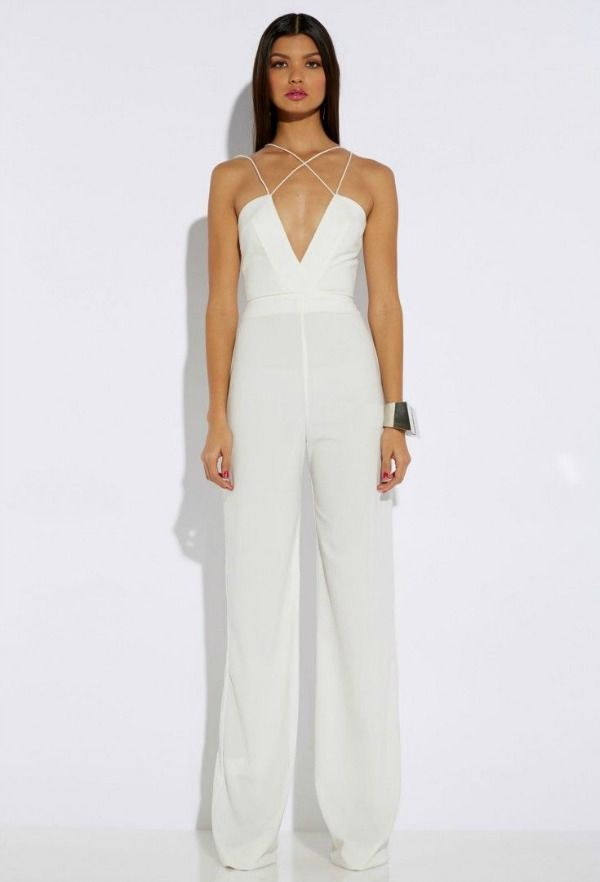 51 best ideas about reception jumpsuits on Pinterest | Camila ...