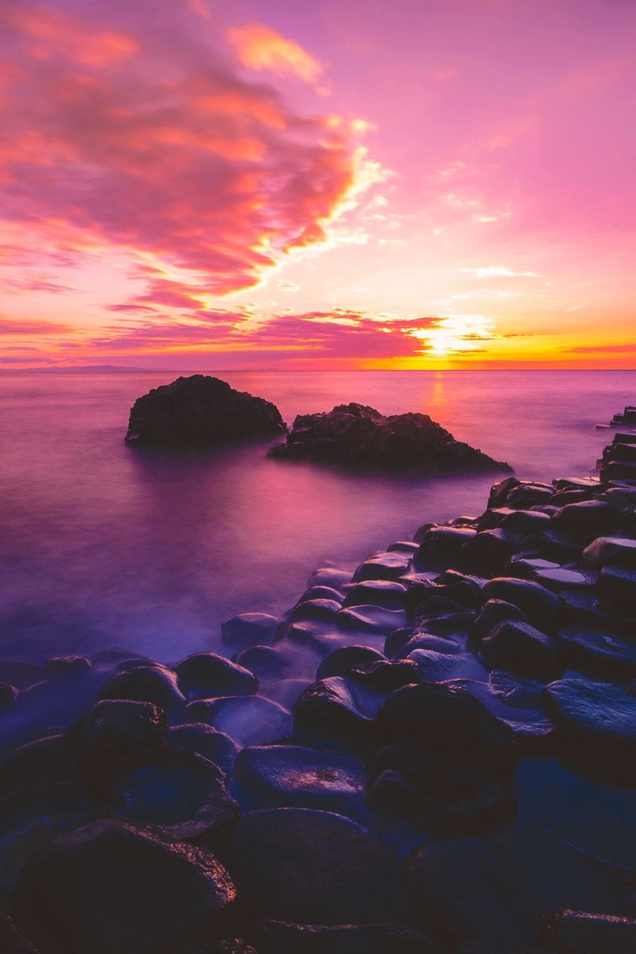 Sea Ocean Sunset Beautiful Landscape Photography Landscape Photography Beautiful Landscapes