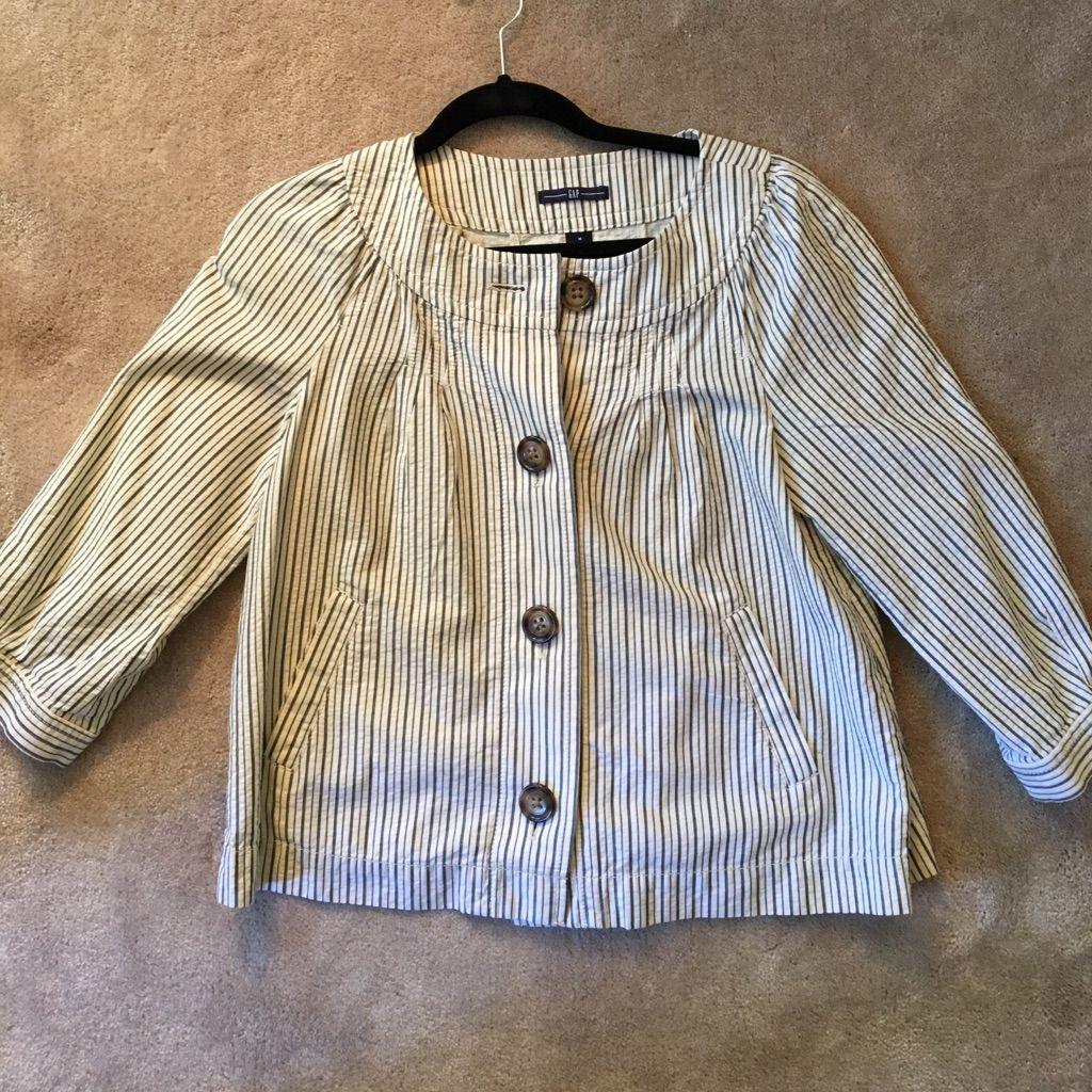 Gap Cotton Jacket.