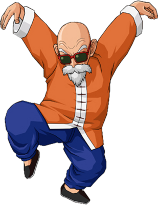 Dragon Ball Z Master Roshi Dragon Ball Z Gt Dragon Ball