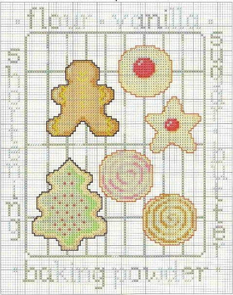 Points de croix *@*cross stitch chart