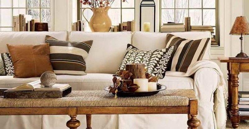 almohadones para sillones blancos - Buscar con Google