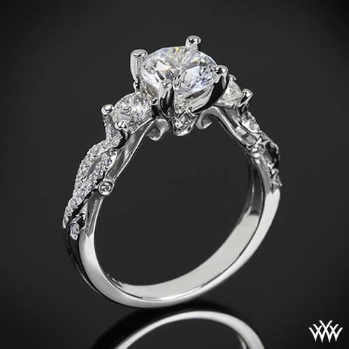 One Of A Kind Wedding Rings These Designs Are