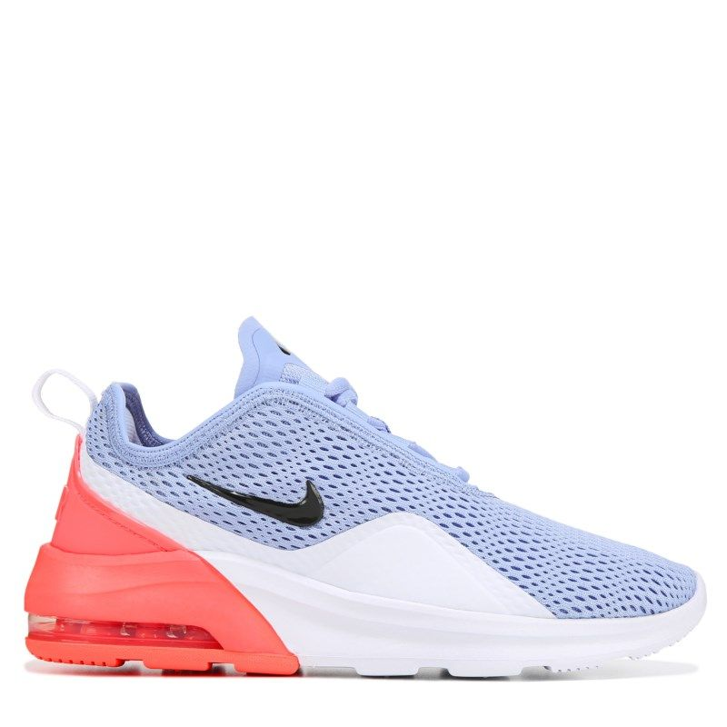 Nike Women's Air Max Motion 2 Sneakers (BlueBlackCoral