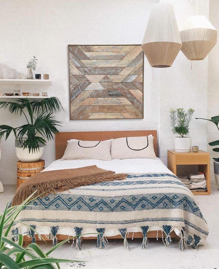 Native Star - Wood wall art, wall decor, rustic art, boho art, boho decor, native american, rustic decor, coastal decor