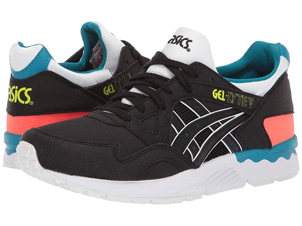 Asics Tiger Gel Lyte V Women S Shoes Black Black 1 Asics Tiger