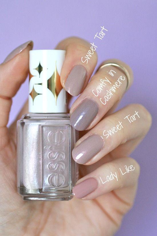 Essie Sweet Tart | Essie Envy | Nails | Pinterest | Esmalte, Essie y ...