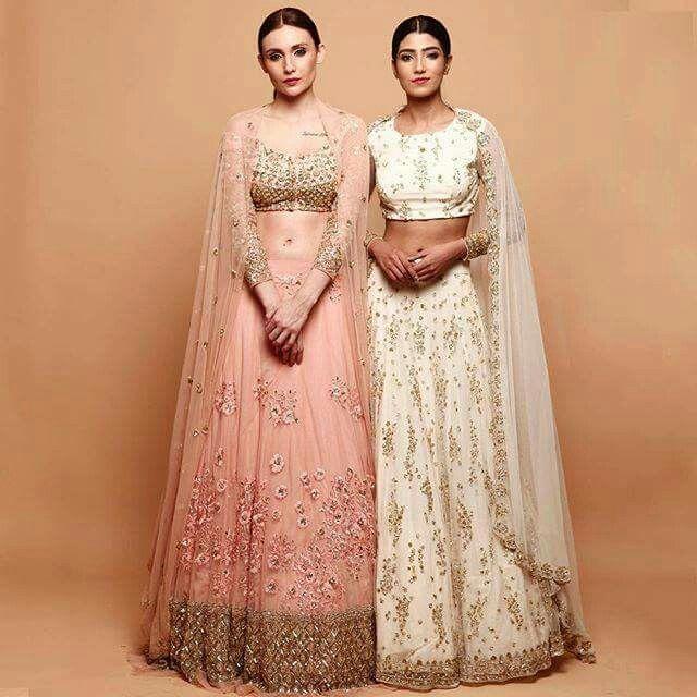 astha narang summer bridal 2017  indian wedding dress